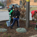 Grounds Clean Up March photo album thumbnail 1